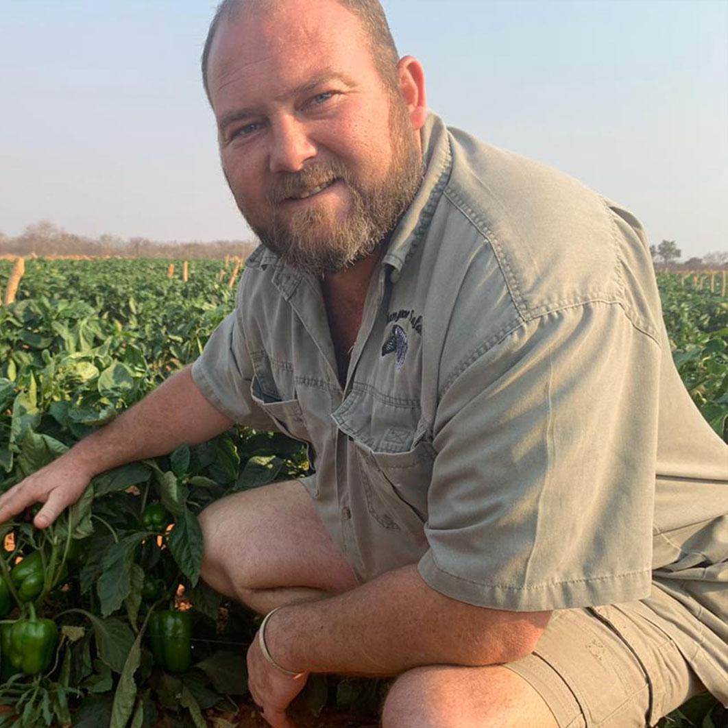 Henna du Plessis : Voorsitter